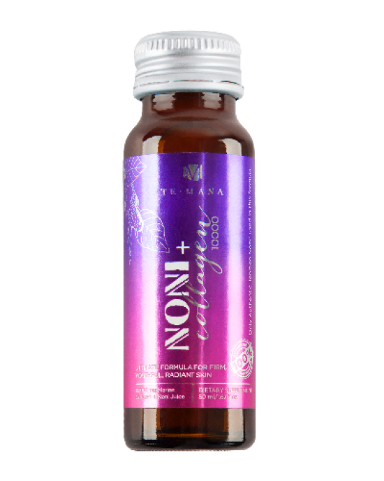 30 x 50mL TeMana Noni + collagen (for 30 days)
