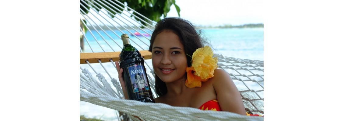 WHY TAHITIAN NONI ™ ORIGINAL?