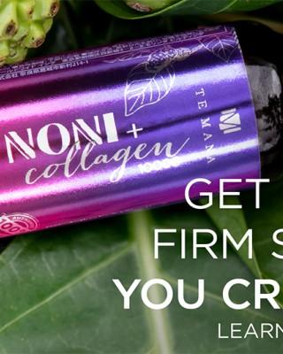 10 x 50mL TeMana Noni + collagen (for 10 days)