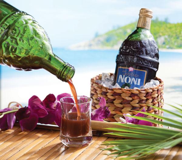 Kako začeti s pitjem nonija
